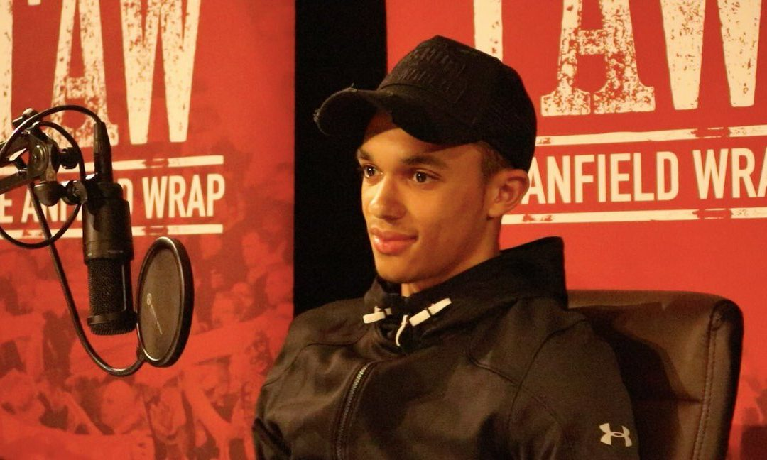 Free Podcast Special: Trent Alexander-Arnold Speaks To TAW