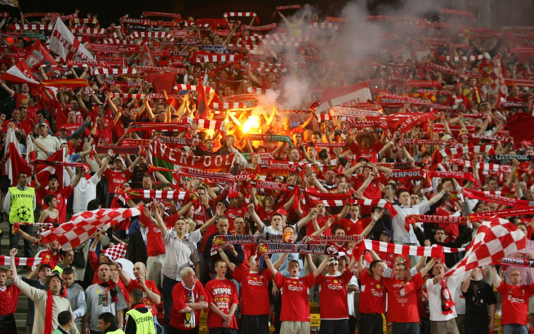 Liverpool And The European Cup: Nobody Does It Like Us