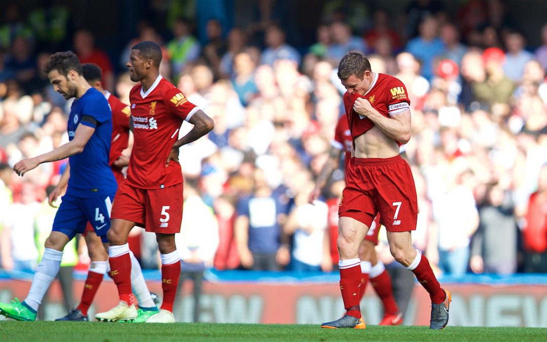 Liverpool Must Find The Strength To Ensure A Fitting Finish To The Story Of This Season