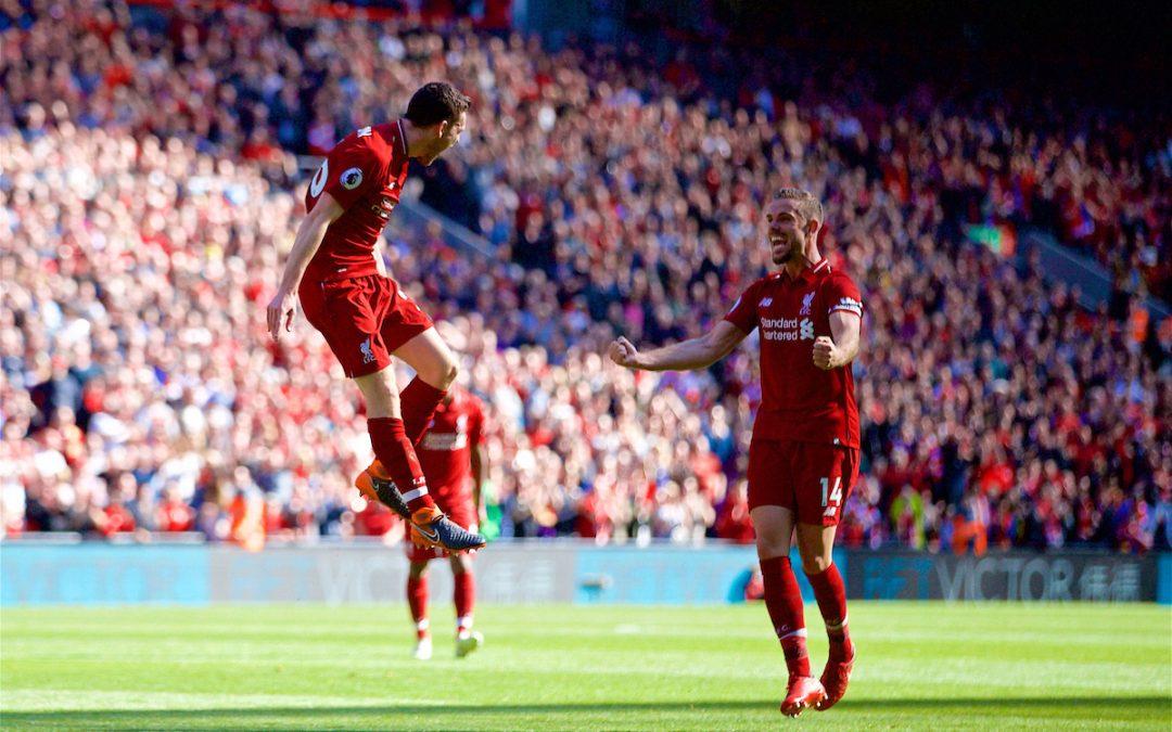 Liverpool 4 Brighton & Hove Albion 0: The Post-Match Show