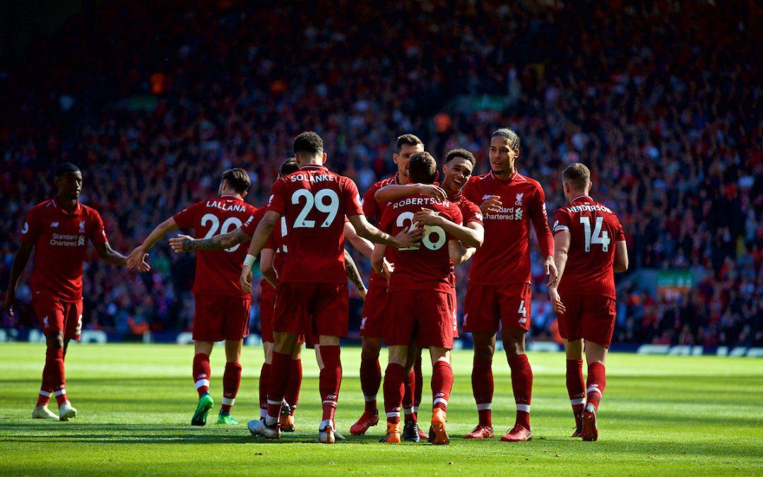 Liverpool v Brighton & Hove Albion: The Big Match Preview
