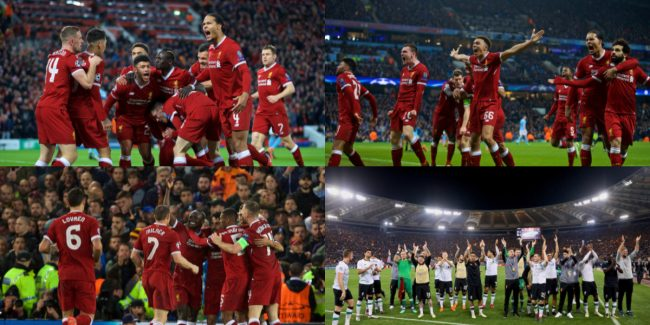 Liverpool v Real Madrid: Forget The Fear Of Failure – These Are The Moments We Live For