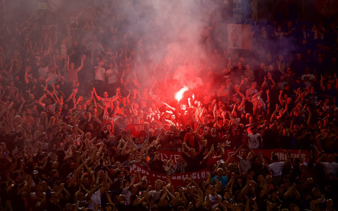Liverpool In Kiev: The Reds Are Coming Up The Hill – What It Means To Be A Part Of It