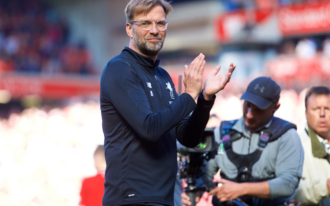 Liverpool 4 Brighton 0: Klopp's Knife-Edge Reds Should Relish The Challenge Of Madrid