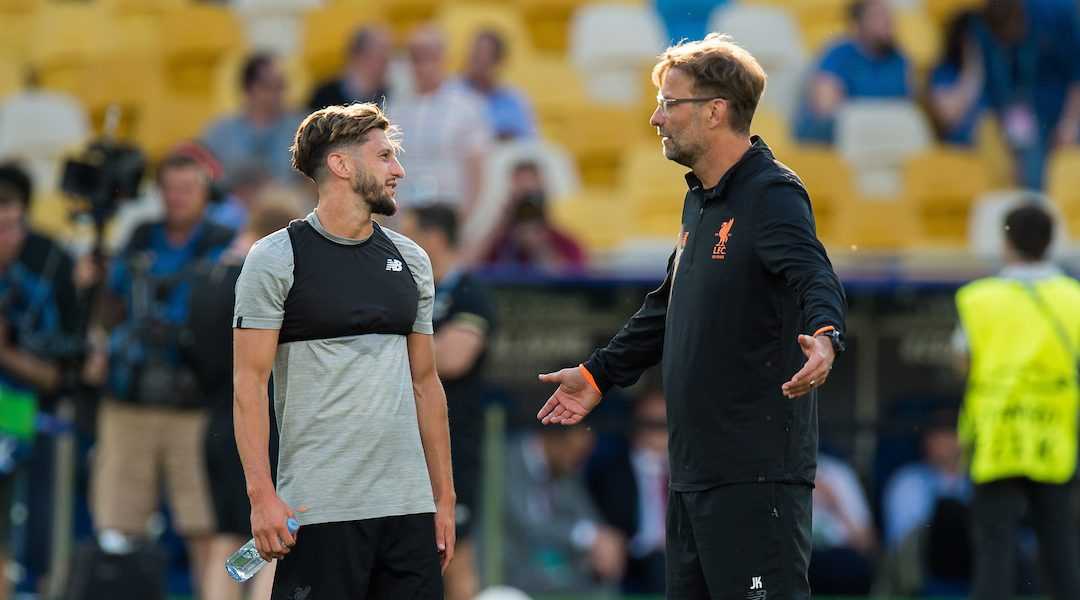 How Adam Lallana Can Revive His Liverpool Career