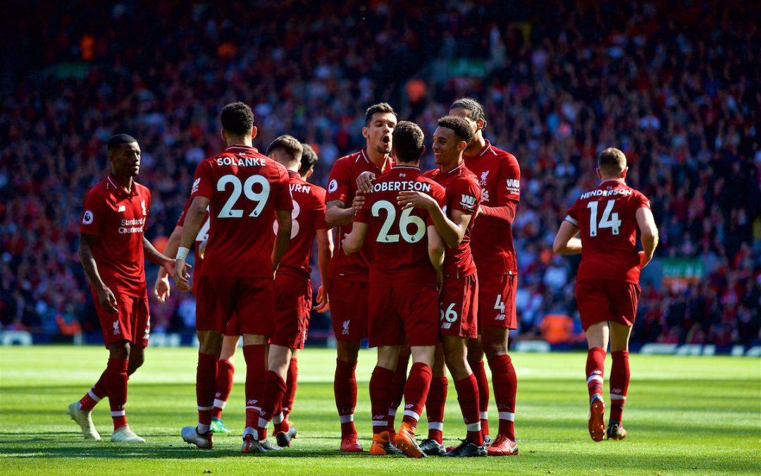 Liverpool: The 2017-18 Season Ratings