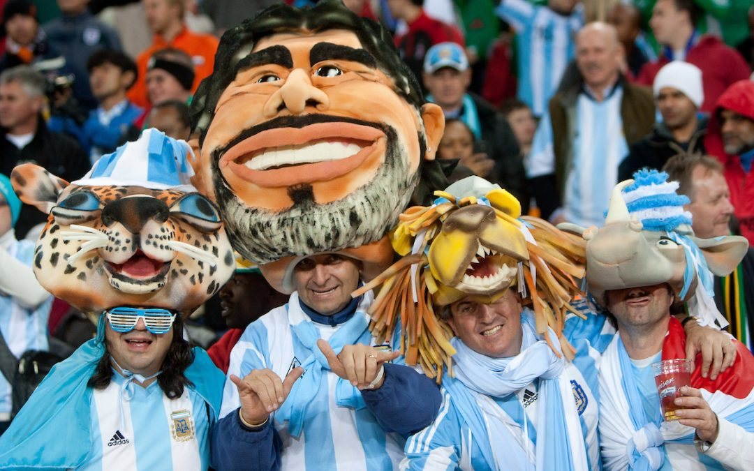 The World Cup Show: No Argy Bargy As Messi Proves His Brilliance