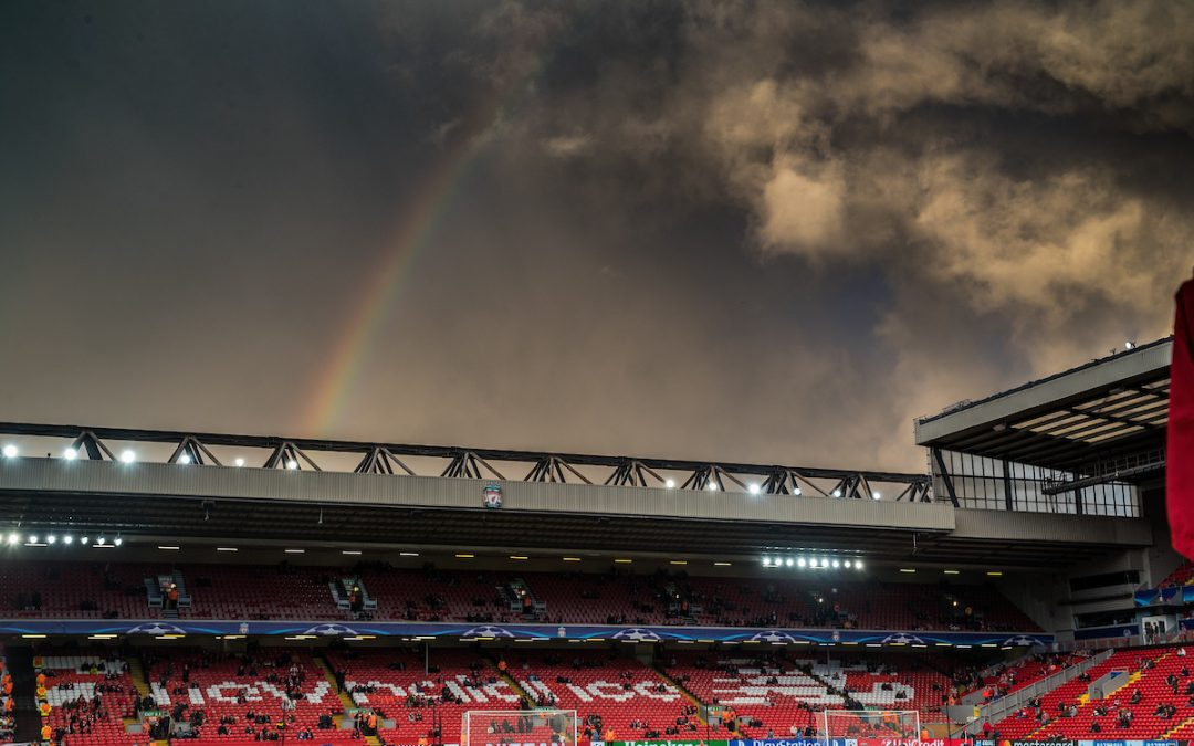 AFQ Football: The Melwood Move v The Anfield Road Expansion