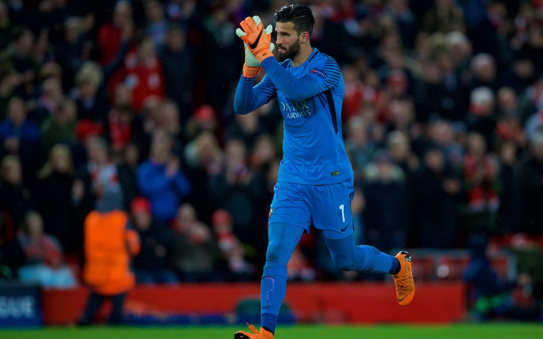 TAW Special: Alisson Becker Signs For Liverpool