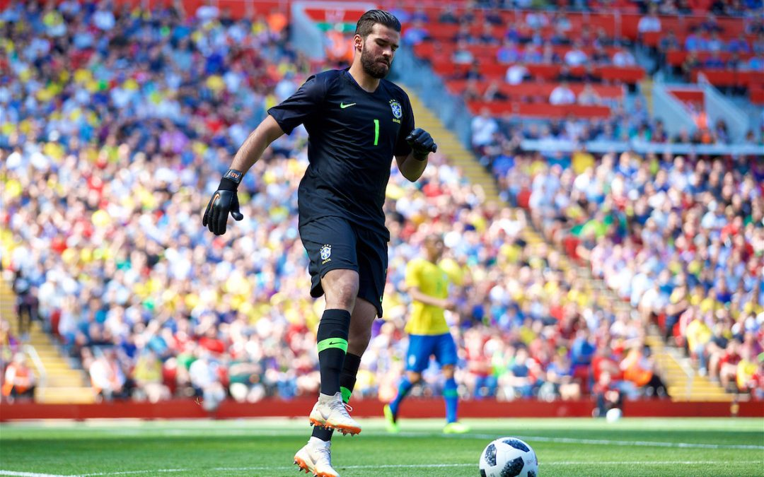 Liverpool's Major Move For Alisson Is An Opportunity Too Good To Miss