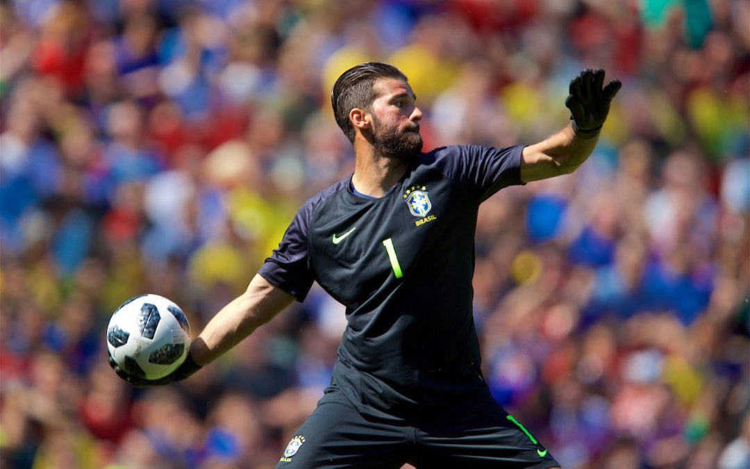 TAW Special: Alisson Becker – The Expert View