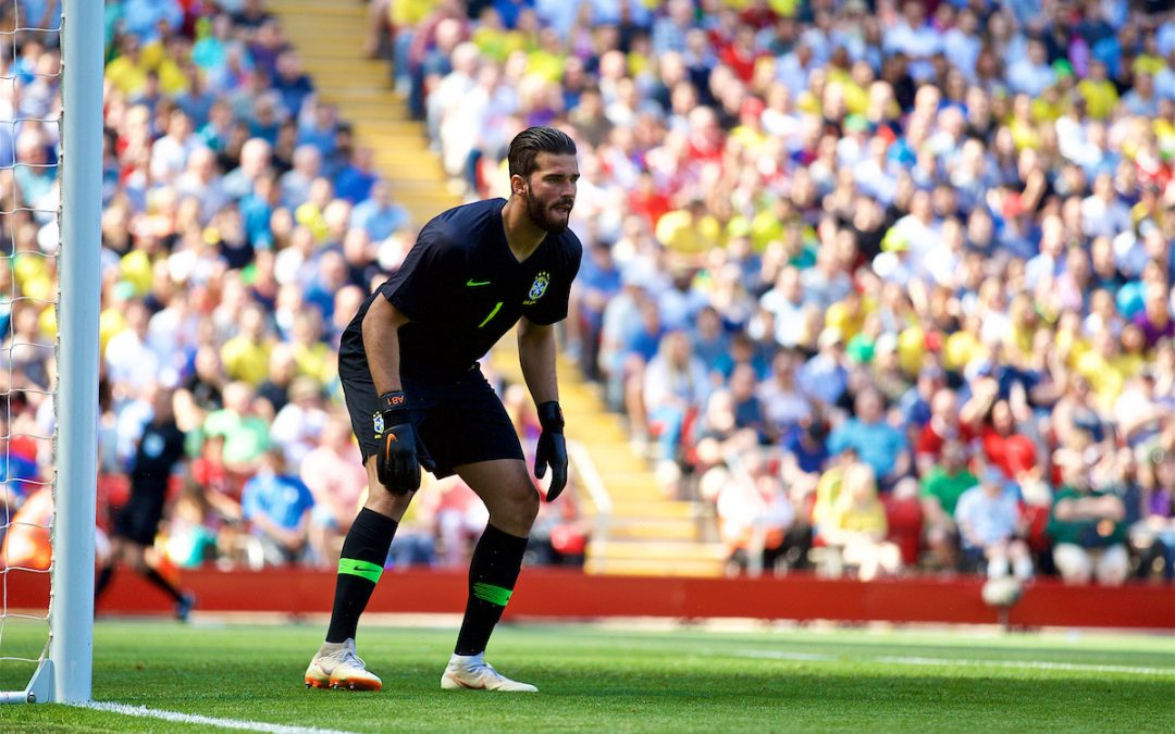 TAW Special: Liverpool Bid For Alisson Becker
