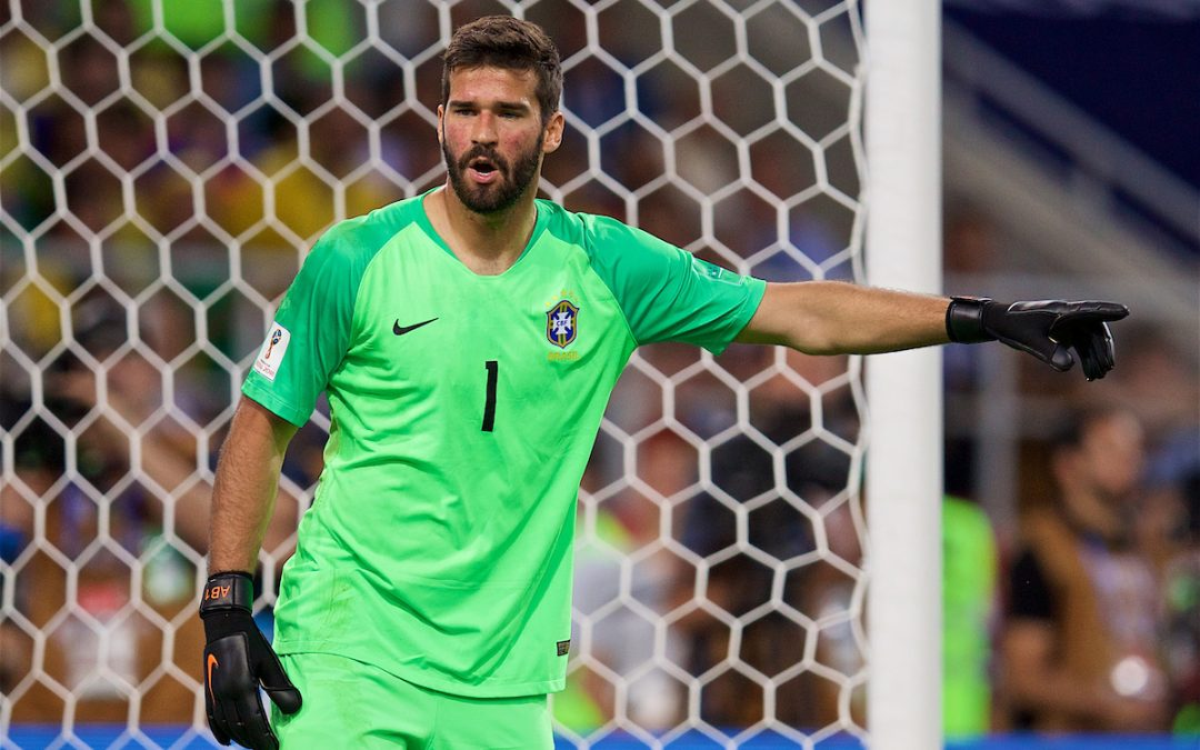 The Gutter: Is Alisson Liverpool's Last Act?