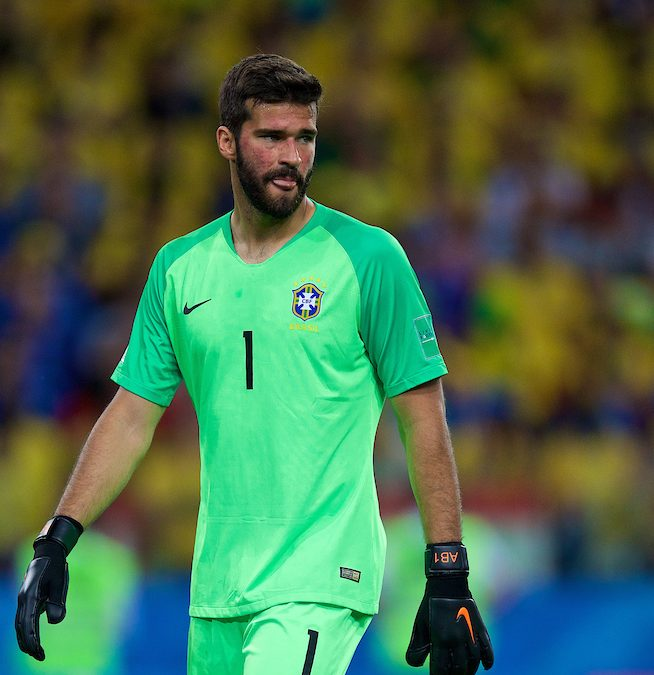 Gutter: Alisson On The Cards, Fekir In Two Weeks