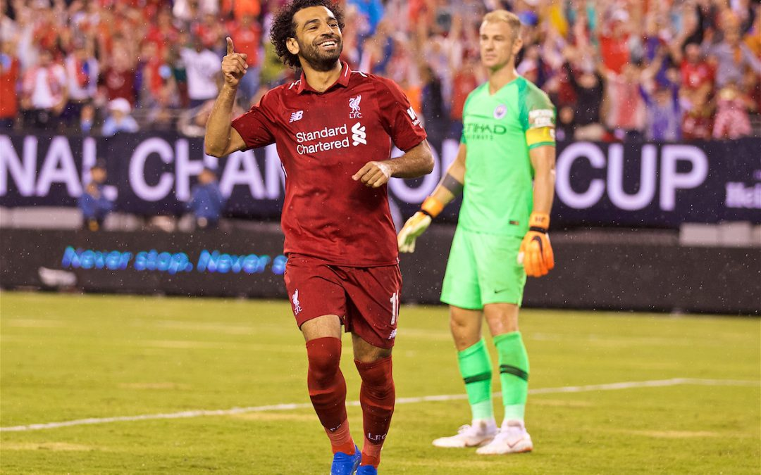 Liverpool 2 Manchester City 1: Match Review
