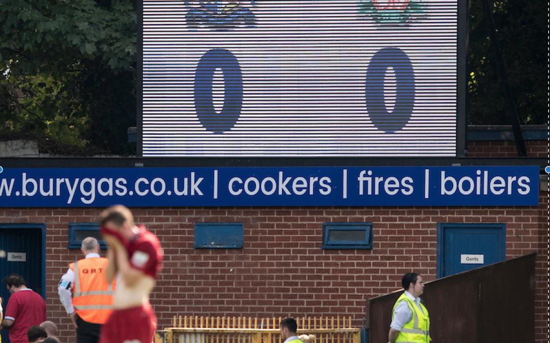 Bury 0 Liverpool 0: The Post-Match Show