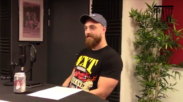 TAW Special: WWE Superstar Zack Gibson