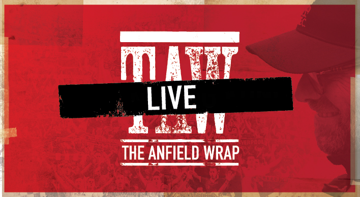 The Anfield Wrap Live In Belfast And Dublin