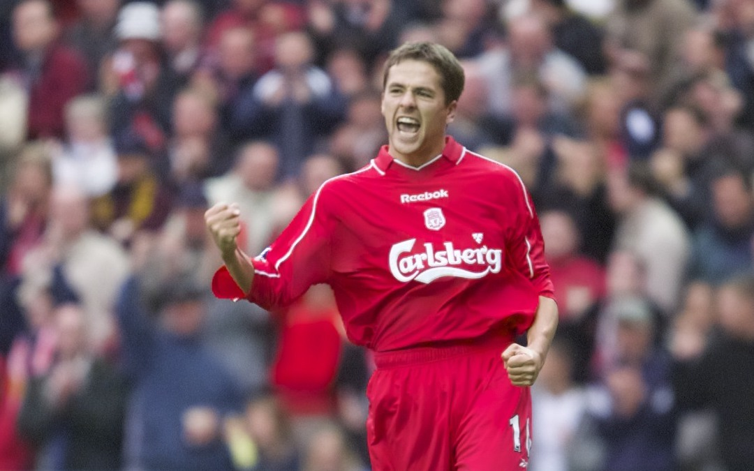 """Michael Owen's """"Dream"""" Of An Anfield Return v The Reality Of His Departure"""