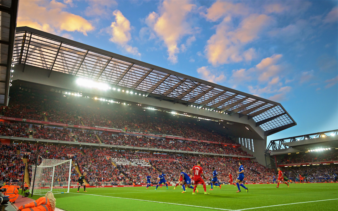 Liverpool Must Take Advantage Of The Opening Day Excitement At Anfield