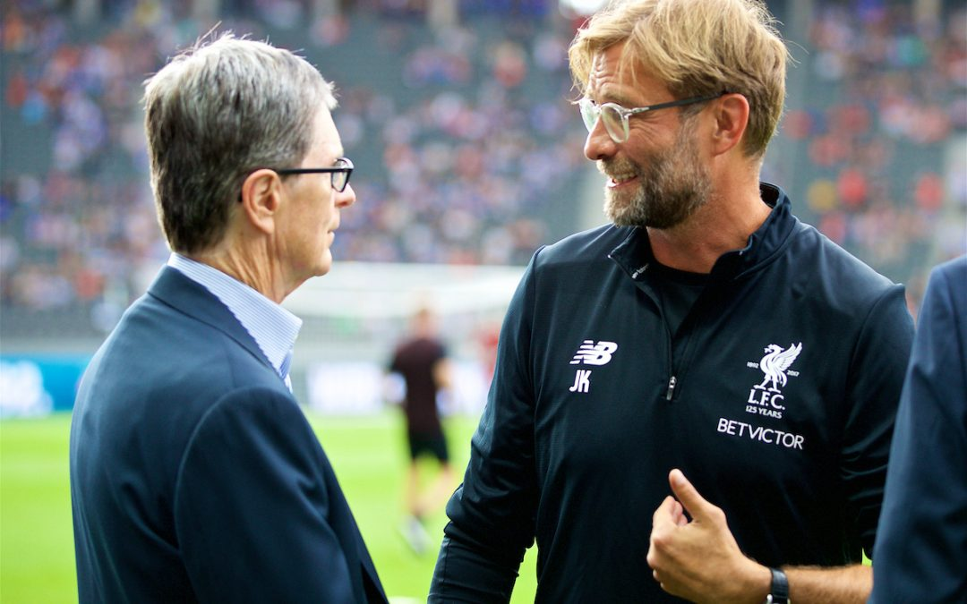 Unwrapped: Forward Momentum From FSG