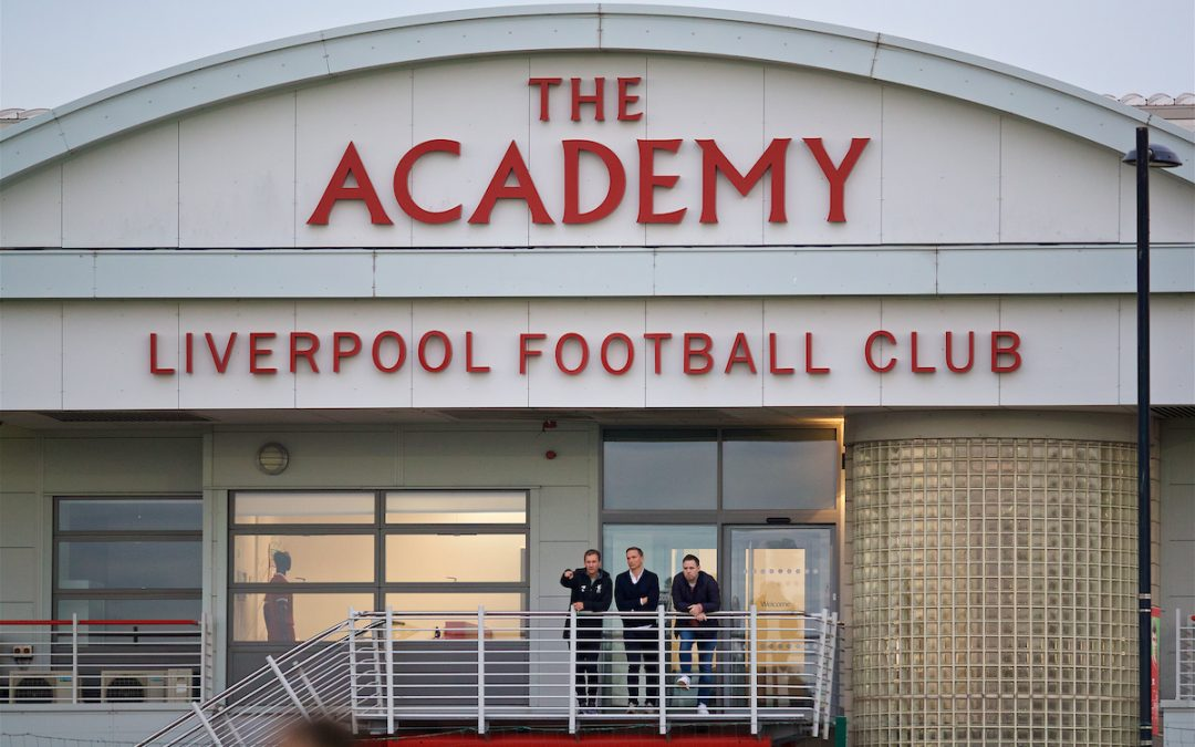 One For The Future: All Change At The Academy