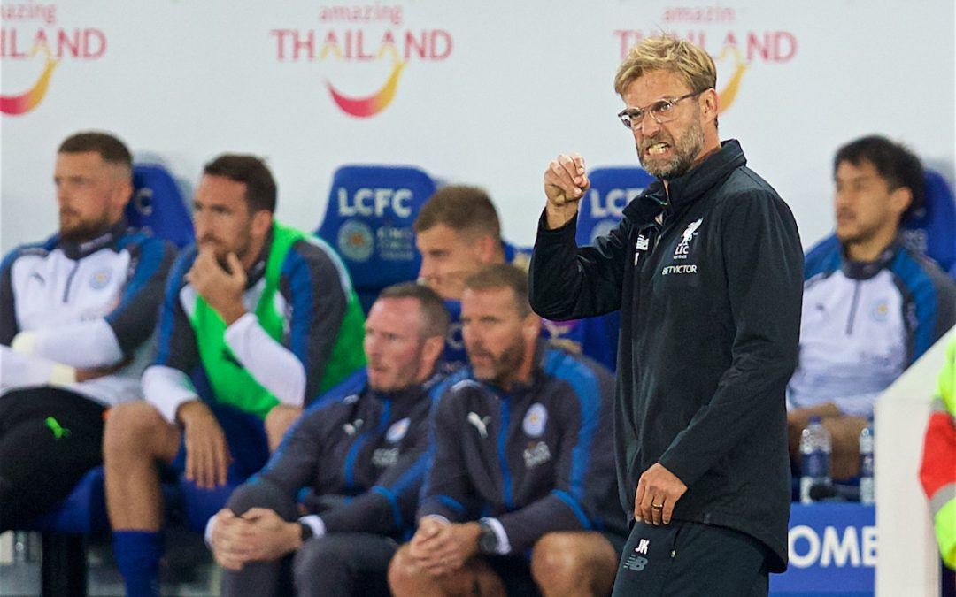 Leicester City v Liverpool: The Team Talk