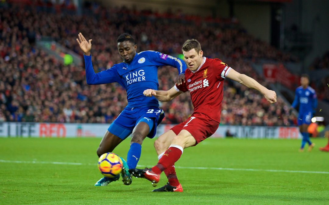 Leicester City v Liverpool: The Big Match Preview