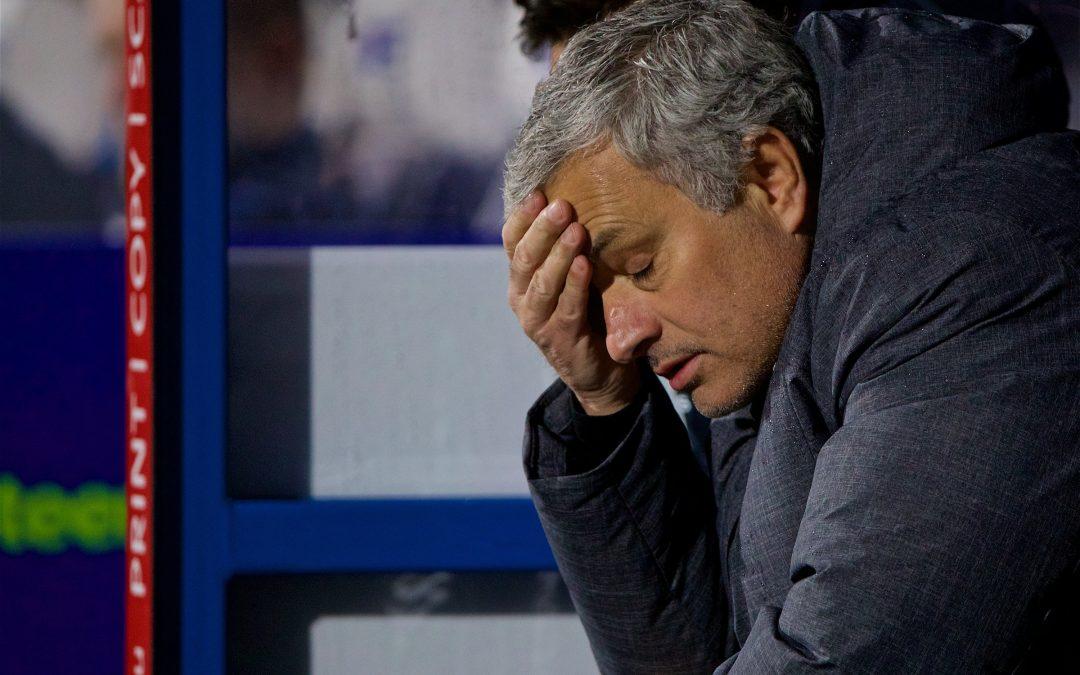 The Coach Home: Can Mourinho Break The Three-Year Fail Cycle?