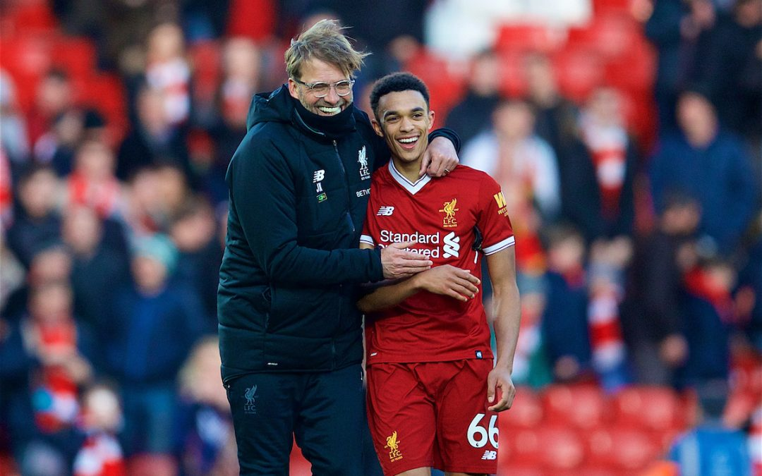 Klopp, Trent, Jones And The Importance Of Scouse Values At Liverpool