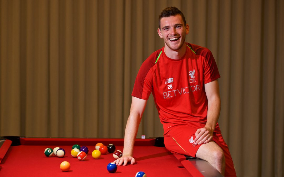 Andy Robertson And The Return To Liverpool's Old-Fashioned Values