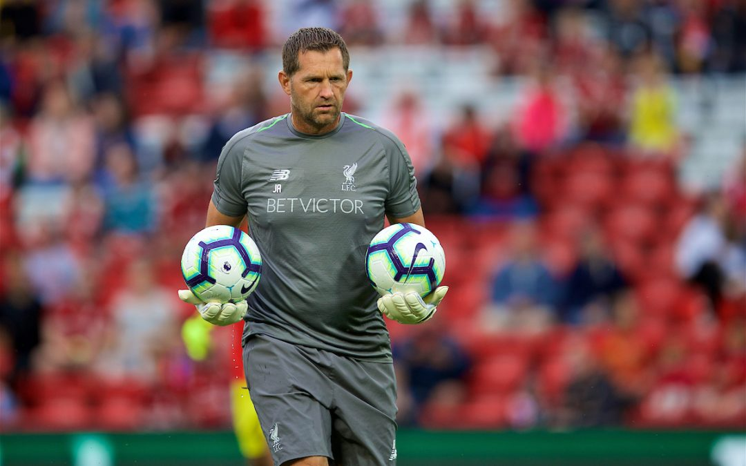 Liverpool's Goalkeepers: A Lack Of Quality Or Lacklustre Coaching?