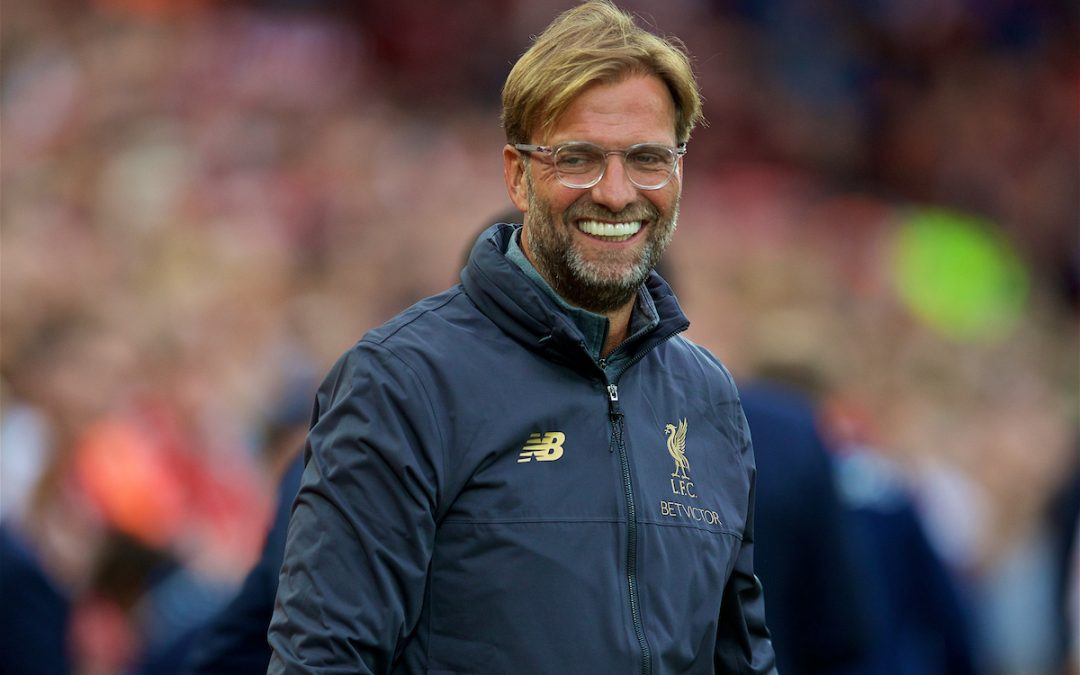 The Overview: Little Room For Manoeuvre In Liverpool Opening Four Fixtures