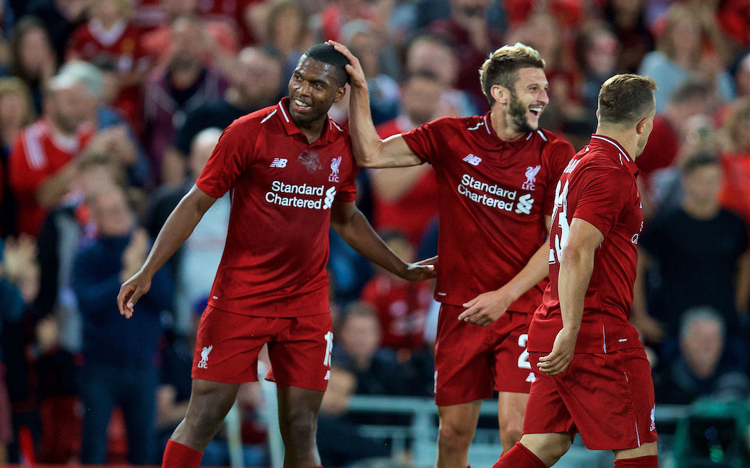 What Can We Take From Liverpool's Pre-Season Games?