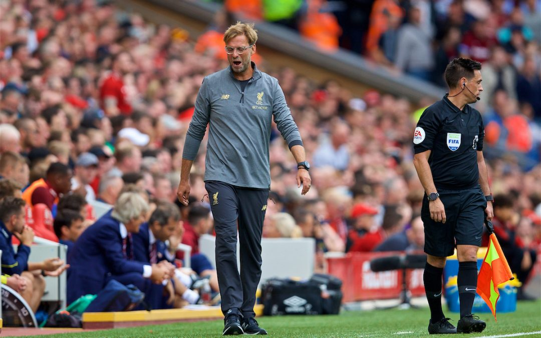 Forget Crowing Rivals – Klopp's Reds Are Making All The Right Noises