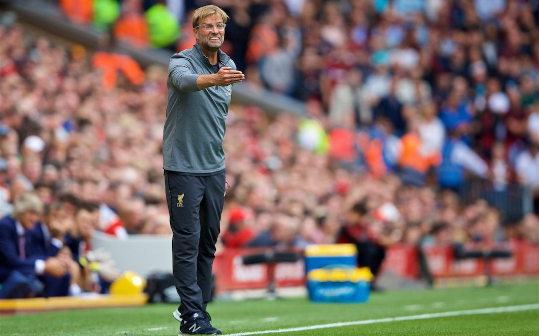Liverpool's Controlled Aggression: The Final Piece Of The Puzzle