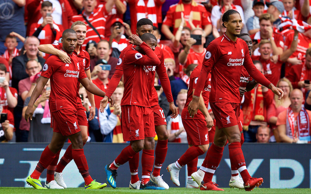 Are The Reds Better Built For A Title Challenge Than 2009 and 2014?