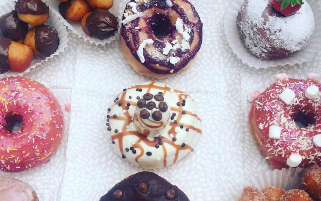 AFQ: Donuts