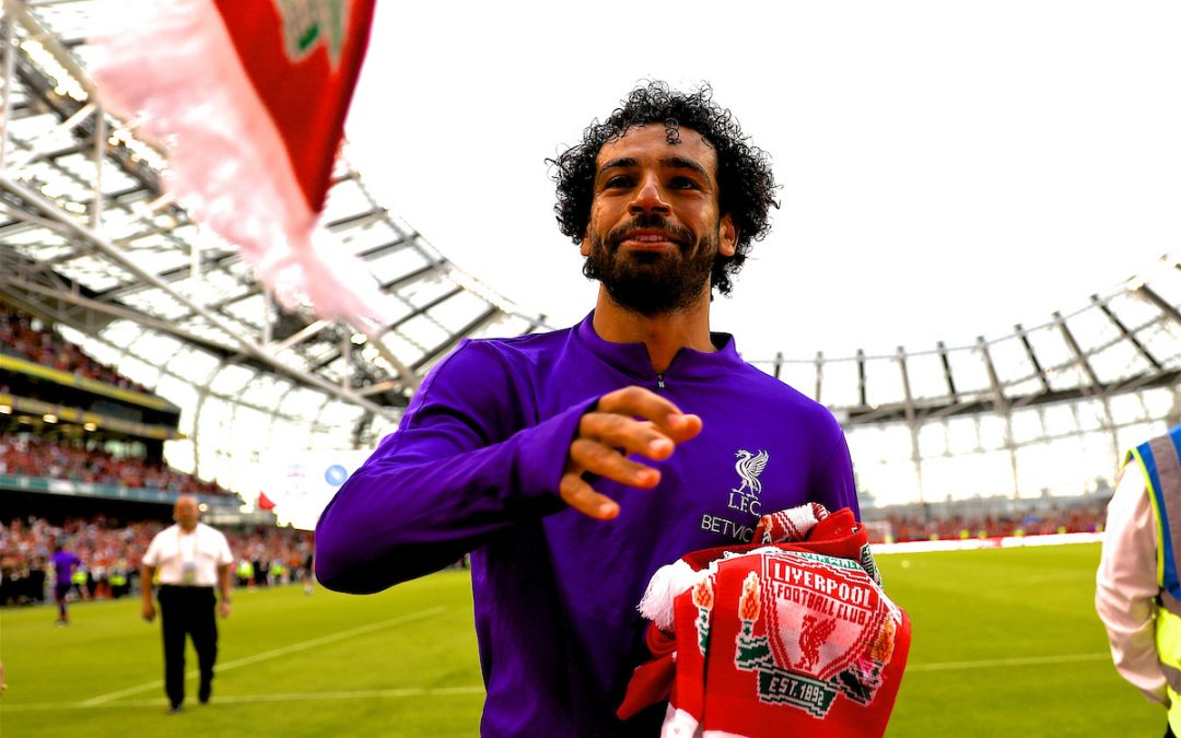 Mo Salah: The Egyptian King Is Ready To Rule Again For Liverpool