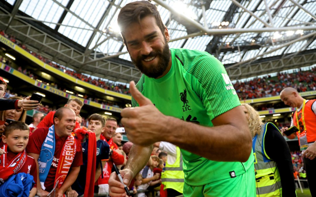 Liverpool's Players Have Embraced The Positivity: Now Anything Is Possible