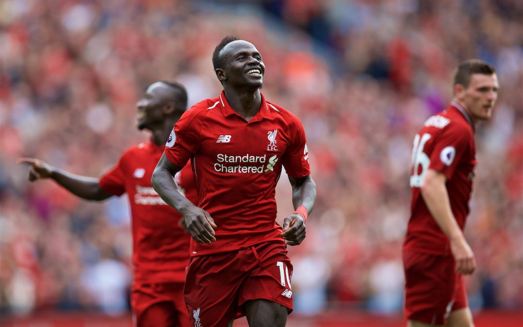 Liverpool 4 West Ham United 0: The Post Match Show