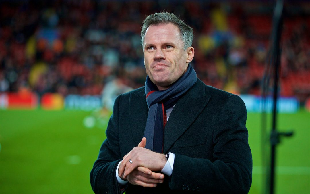 TAW Special: Jamie Carragher On Squad Building