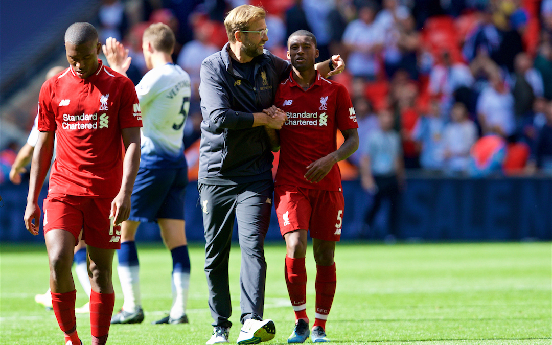 Does Liverpool's Midfield Hold The Key To A More Controlled Approach?