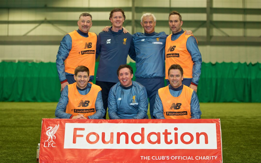 Cup Of Tea: Forbes Duff From The LFC Foundation
