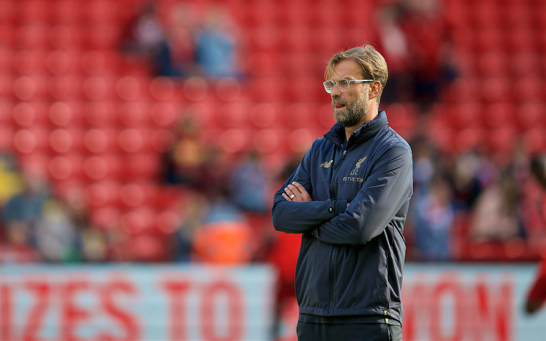 Why Liverpool Should Relish The Challenge Of An Intimidating Fixture List