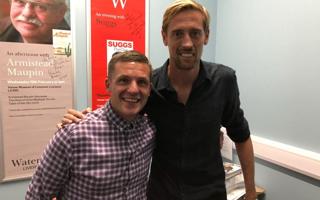 TAW Special: Peter Crouch On His Liverpool Career