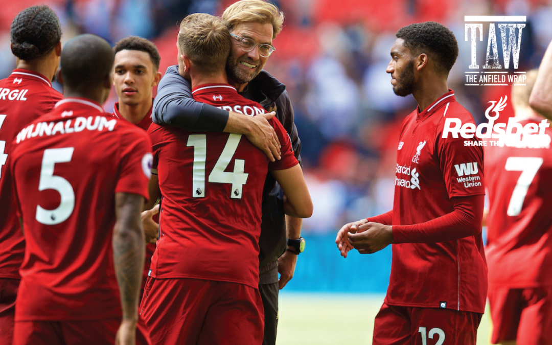 The Anfield Wrap: The Reds Make It Five In A Row