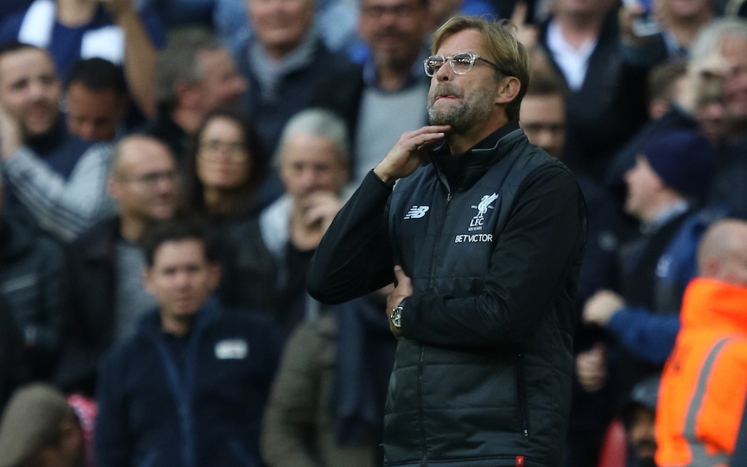 Tottenham Hotspur v Liverpool: The Big Match Preview