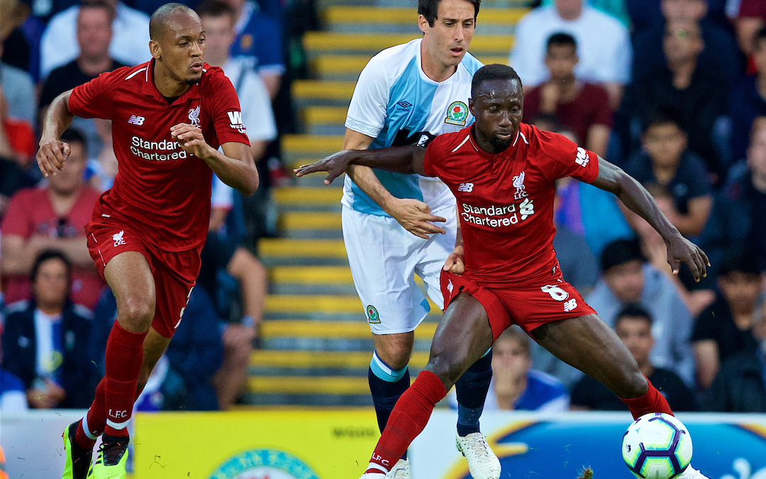 Naby Keita, Fabinho And Adapting To Life At Liverpool