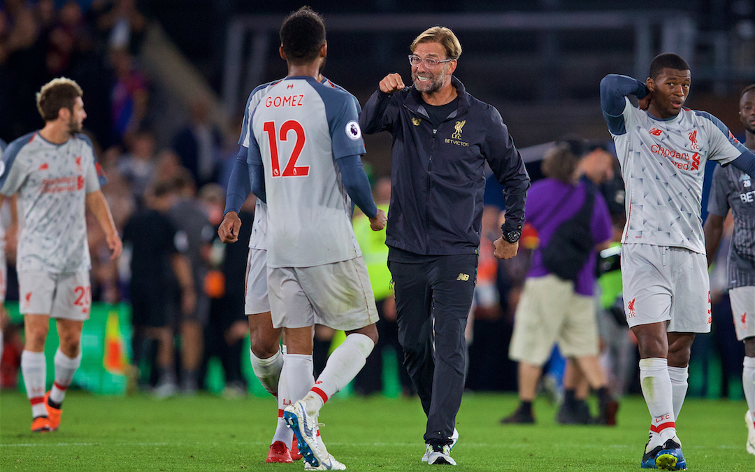 How Jürgen Klopp's Meritocracy Has Increased Competition For Places